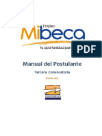 Manual Postulante Mibeca