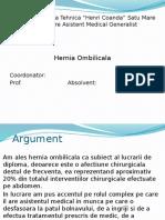 Hernia Ombilicala