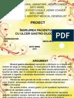 Ulcerul Gastro-duodenal Presentation1