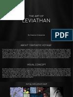 Art Of Leviathan Progress II