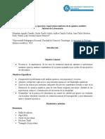 Informe Sustancias Químicas