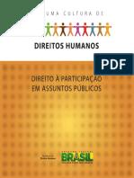 Direitos Humanos - Participação