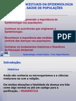 Epidemiologia Introdução
