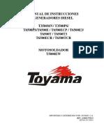 Manual Generadores Diesel y Motosoldador
