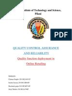 Qfd Report