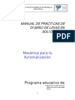 Manual de Diseño de Levas