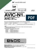 Pioneer AVIC-N1,AVIC-X1 .pdf