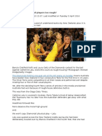 netball feature article