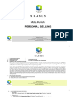 992 Personal Selling