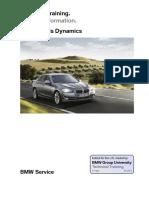 F10 Chassis Dynamics