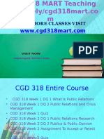 CGD 318 MART Teaching Effectively/Cgd318mart.com