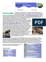 Croaker Newsletter April 2016