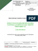 12 PTE-RD-12- Pavaj Din Piatra Naturala Fasonata Sau Beton Prefabricat Final-2014