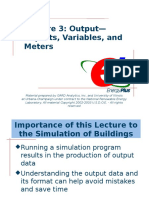 Lecture 03 Output and Meters