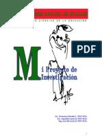 MI PROYECTO DE INVESTIGACIÓN