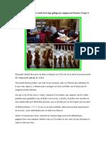 Crónica de La Novena Ronda de La Liga Gallega Por Equipos en Pirmera A