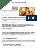 Webmarketing-com.com-10 Idées Pour Rater Son Événement Connecté