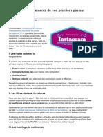 Webmarketing-com.com-Les 10 Commandements de Vos Premiers Pas Sur Instagram