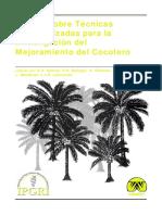 Manual Sobre Técnicas Estandarizadas Para La Investigacion Del Mejoramiento Del Cocotero 832