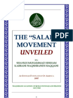 The Salafi Movement Unveiled