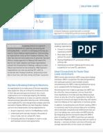 Syncsort DMX h for Hadoop ETL (Brochure)