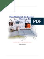 Plan Nacional de Hierro y Acero