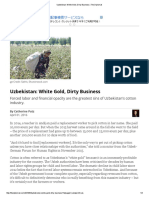 Uzbekistan_ White Gold, Dirty Business _ the Diplomat