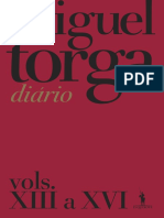 Miguel Torga Diario Vols Xiii Xvi Fmgv