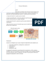 Proceso InflamaProceso Inflamatoriotorio