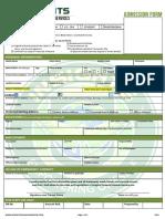 Insights - Admission Form (2015)_Rev.2