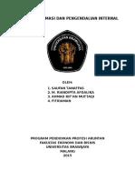 Pengendalian Dan Sistem Informasi Akuntasi (FIX PRINT)