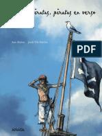 Versos Piratas Piratas en Verso