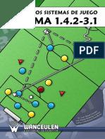 Futbol Los Sistemas de Juego