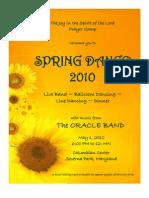 Spring Dance Final