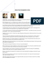ACLDT Article on AFP - Surgeon Plans More Live-Donor Liver Transplant in Asia