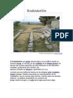 Bouleuterión