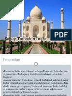 Bab 4 Tamadun India (LECTURE)