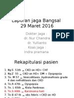 Laporan hepatoma