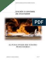 Prevención de Incendios 06