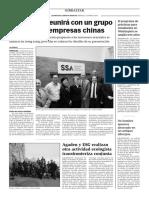 160413 La Verdad CG- Bossano Se Reunirá Con Un Grupo Inversor de Empresas Chinas p.10