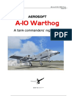 Manual A-10 ANTI TANK AIRCRAFT