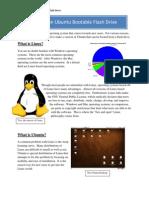 Making an Ubuntu Bootable Flash Drive