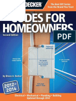 Codes for Homeowners