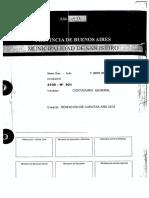 Cuerpo 2 - Seccion I - Modificaciones de Gastos