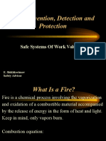 Fire Prevention Detection and and Protection 1