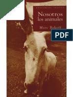 Bekoff Mark - Nosotros Los Animales