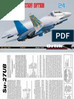 SU-27 UB  24