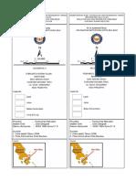 Etiket Peta Dasar-Dasar Pemetaan