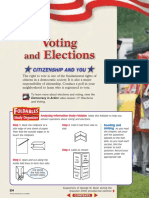 chapter 10 - voting and elections