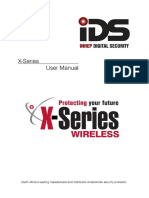IDS X-Series User Manual 700-398-01E